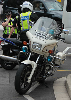 Royal Gibraltar Police motorcycle (2)