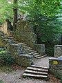 Ruine Reussenstein Treppe.jpg