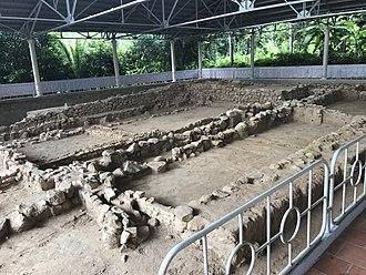 Funan - Ruins of Nam Linh Son, Oc Eo