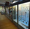 Rutgers University Geology museum stone tools exhibit.JPG