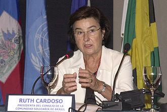 Ruth Cardoso - Image: Ruth Cardoso