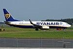 Ryanair, EI-DPT, Boeing 737-8AS (37041147616).jpg