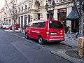 Rytířská, vozidlo zastávkové služby ROPID (02).jpg