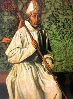 Theotonius of Coimbra Portuguese saint