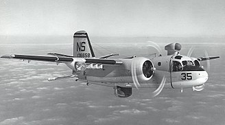 Grumman S-2 Tracker - An S-2A from VS-29
