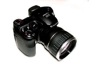 Fujifilm FinePix S5200 - Image: S5200fujifilmfinepix