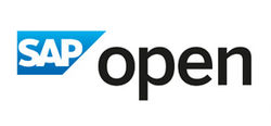 "Logo des Turniers ""SAP Open"""