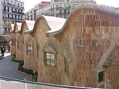 Escuelas de la Sagrada Familia, Barcelona (1909)