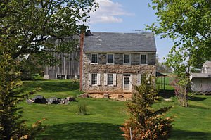 Shreiner Farm - Farmhouse
