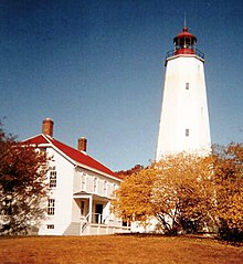 List of lighthouses in the united states wikipedia sandy hook lighthouse is the oldest still standing in the united states freerunsca Gallery