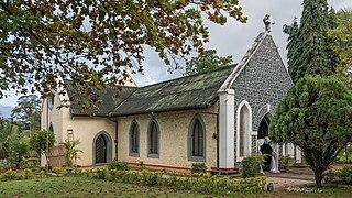 St. Marks Church, Badulla Anglican church in Sri Lanka