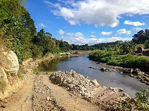 Santa Maria, Bulacan - The Santa Maria River is the 2nd largest river in Bulacan by water volume and the 4th longest.