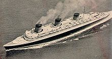 Norman Launched In 1932 Was The World S Most Ful Turbo Electric Steamship