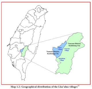 Saaroa language Austronesian language spoken in Taiwan