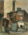 SaekiYūzō-1928-Factory.png