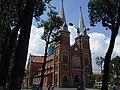 Saigon Notre-Dame Basilica Side.JPG
