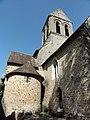 Saint-Céneri-le-Gérei (Orne) église vue du sud-est.jpg