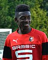 Saint-Lô - Rennes CFA2 20150523 - Ousmane Dembélé 4.JPG