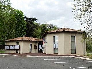 Saint-Martial-de-Valette Commune in Nouvelle-Aquitaine, France
