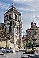 Saint Anianus collegiate church of Saint-Aignan 07.jpg