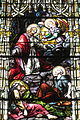 Saint Joseph Catholic Church (Somerset, Ohio) - stained glass, The Agony in the Garden.jpg