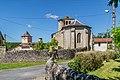 Saint Michael church of Toulonjac 04.jpg