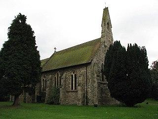 Aslockton Human settlement in England