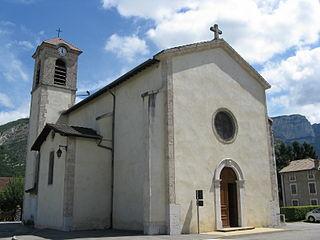 Sainte-Eulalie-en-Royans Commune in Auvergne-Rhône-Alpes, France