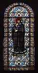 Saintes Eglise Saint Eutrope-Church window05.jpg
