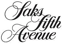 2e5fd431d814 Saks Fifth Avenue - Wikipedia