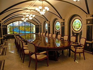 Cricova (winery) - The European Hall
