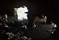 Sala del llac salat de la cova Tallada.JPG