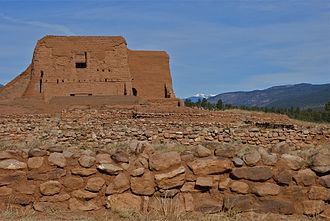 New Mexico Wilderness Act of 1980 - Ruins at Gran Quivira, Salinas Pueblo Missions National Monument