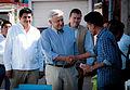 Salomon Jara y Andres Manuel Lopez Obrador en San Baltazar Chichicapam 01.jpg