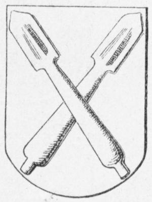 Samsø Municipality - Image: Samsø Herreds våben 1584