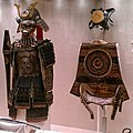 Samurai Armour and Helmet (made between 1500 and 1800) - British Museum.jpg