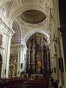Iglesia de San Nicolás el Real (Guadalajara) - Wikipedia, la enciclopedia libre