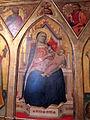 San martino a mensola, taddeo gaddi, polittico nella cappella di s.antonio 02.JPG