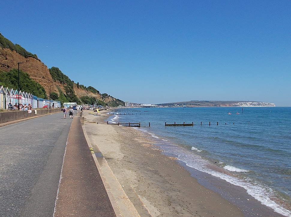 Sandown Bay, Isle of Wight, UK (2)