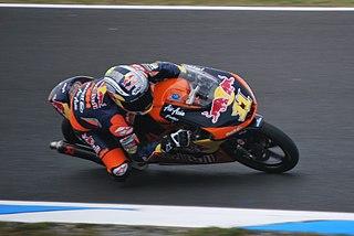Sandro Cortese German motorcycle racer