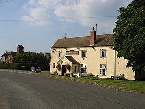 Wickhamford - Image: Sandys Arms, Wickhamford geograph.org.uk 187928