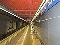 Sant Pau-Dos de Maig metrostation westbound platform.jpg