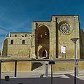 Santa María de Villasirga (Villalcázar de Sirga). Fachada.jpg