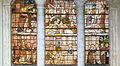 Santa Maria del Popolo Presbyterium Glasfenster links.jpg
