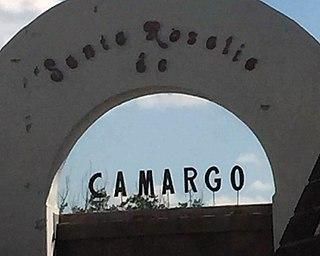 Santa Rosalía de Camargo Ciudad in Chihuahua, Mexico