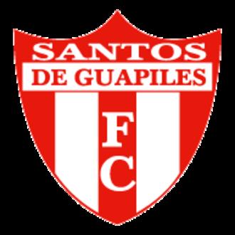 Santos de Guápiles F.C. - Old logo
