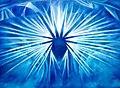Sapessi cos'è un'anima - almeno tu nell'universo, grattage - olio su tela, opera dell'artista Giovanni Guida, 2020.jpg