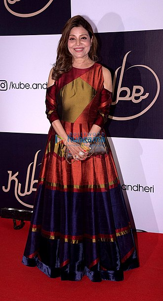 Sapna Mukherjee - Mukherjee at the launch of 'KUBE' in Mumbai in 2017