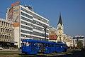 Sarajevo Tram-210 Line-3 2011-11-01.jpg