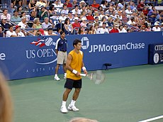 Sargsian na US Open 2004